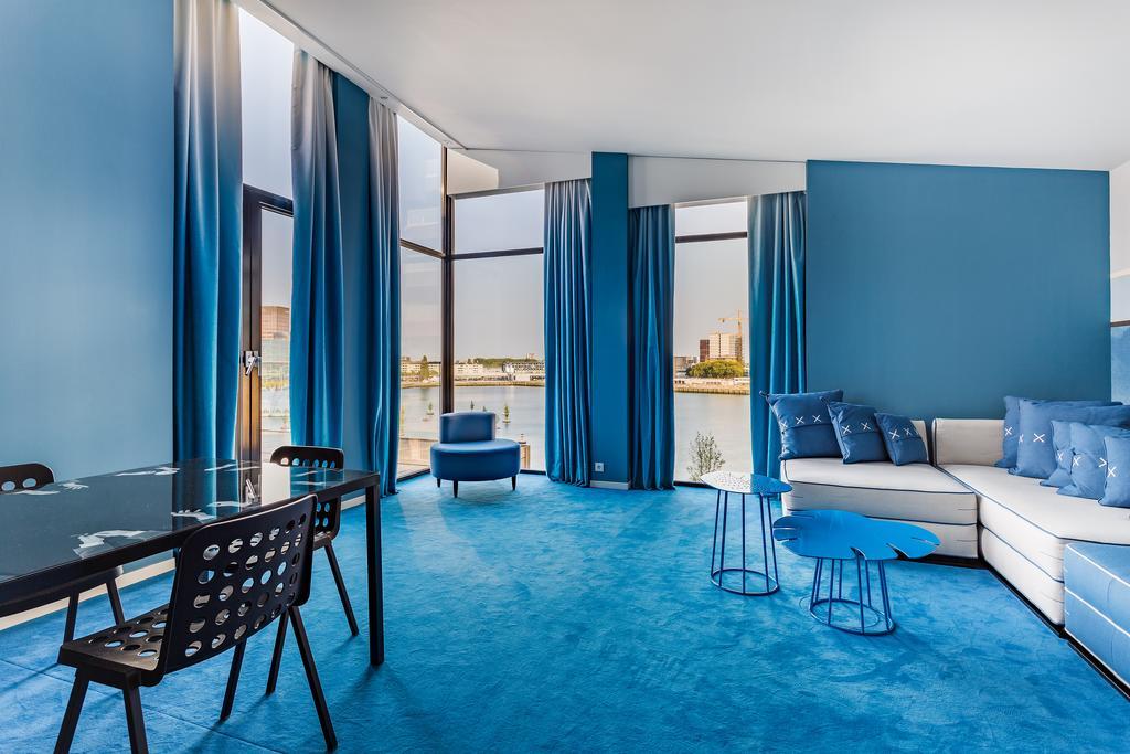 套房 - 鹿特丹住宿推薦:布魯諾室友酒店/ 圖片來源 Room Mate Bruno