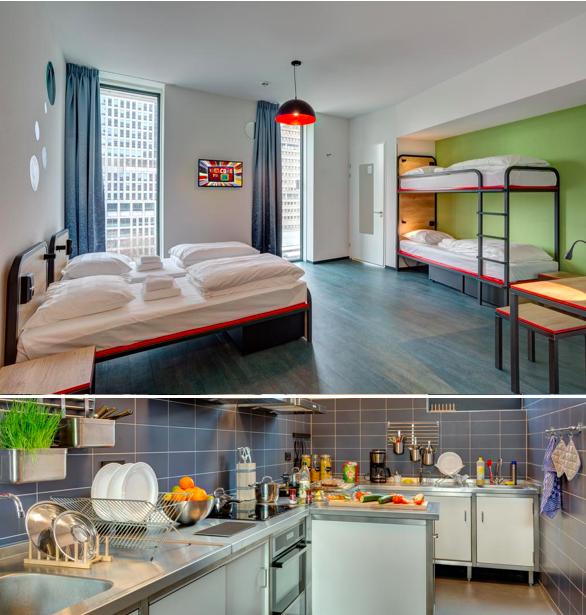 MEININGER Hotel Amsterdam Amstel 梅寧閣飯店