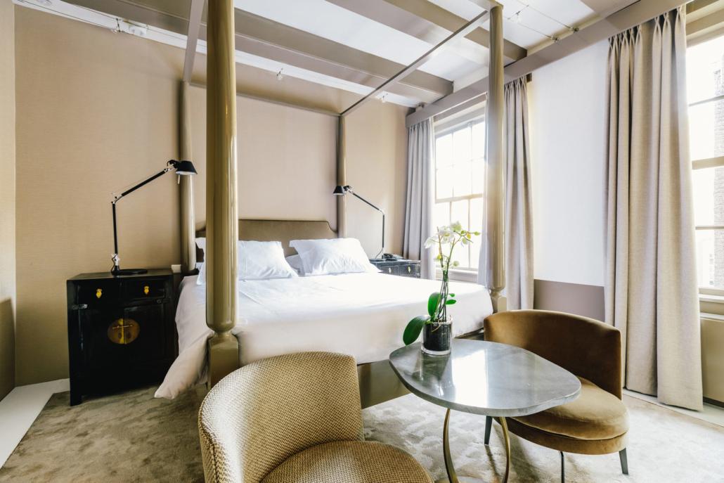 房間−阿姆斯特丹迪倫酒店 The Dylan Amsterdam