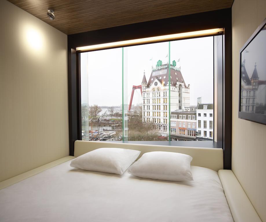 房間- 鹿特丹住宿推薦:鹿特丹世民酒店/ 圖片來源 citizenM Rotterdam