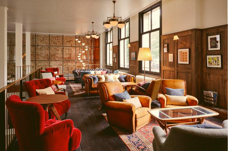 The Hoxton 霍克頓阿姆斯特丹酒店
