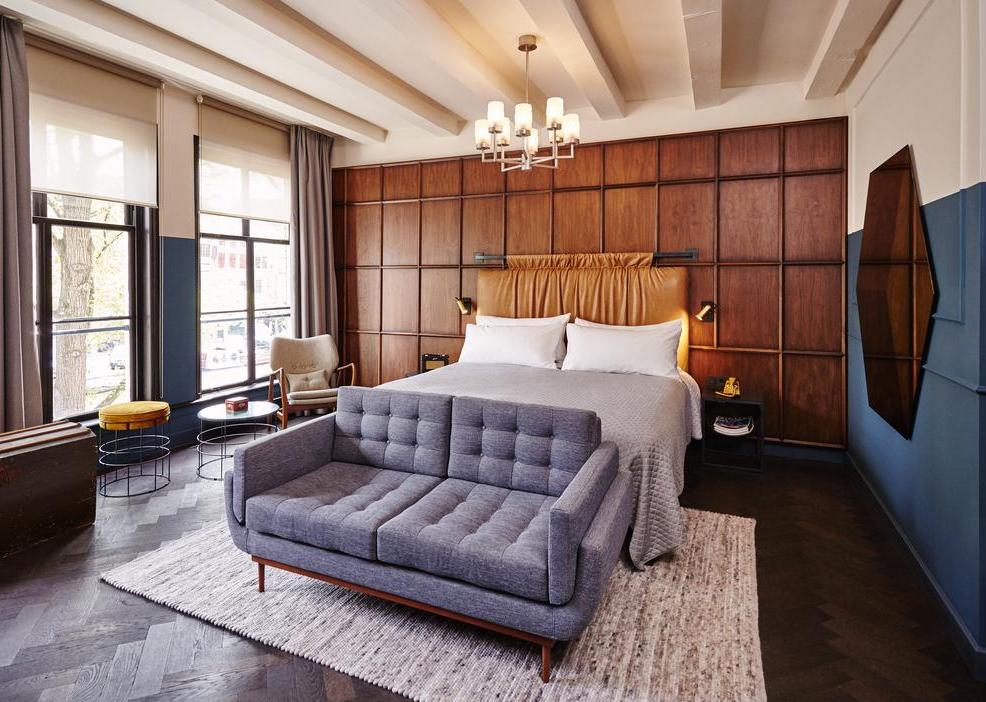 The Hoxton Amsterdam 霍克頓阿姆斯特丹酒店