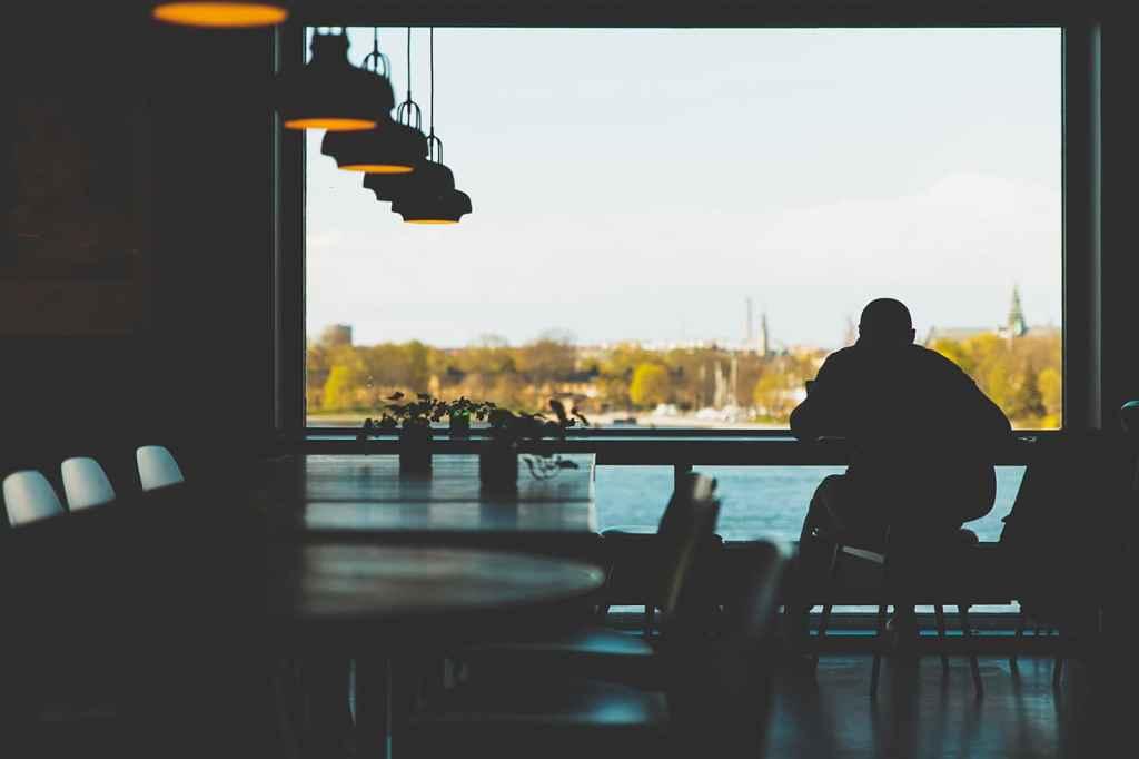 館內咖啡廳2 - 斯德哥爾摩自助|攝影博物館 FOTOGRAFISKA STOCKHOLM