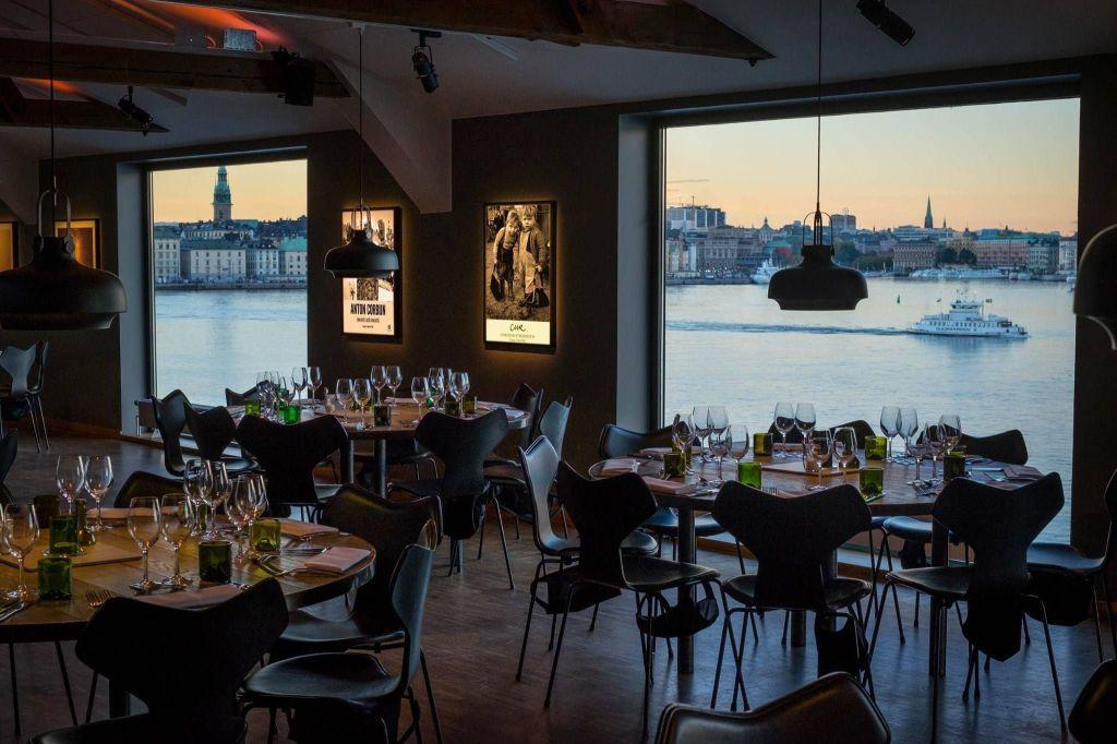 館內咖啡廳-斯德哥爾摩自助|攝影博物館 FOTOGRAFISKA STOCKHOLM