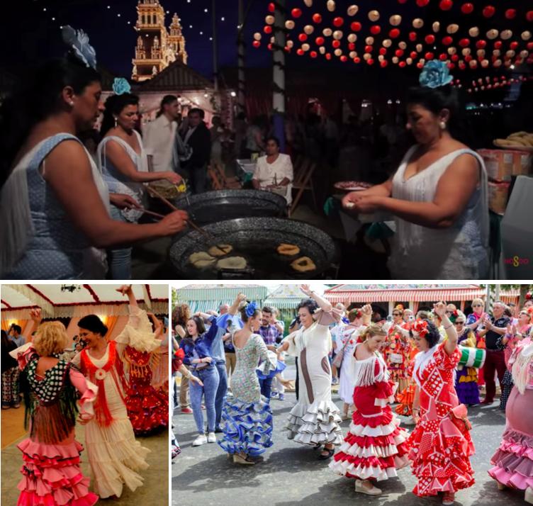 塞維亞春之慶典 feria de Sevilla/ 圖片來源