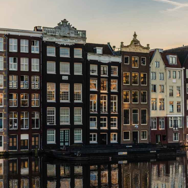 Amsterdam 阿姆斯特丹市區到機場交通