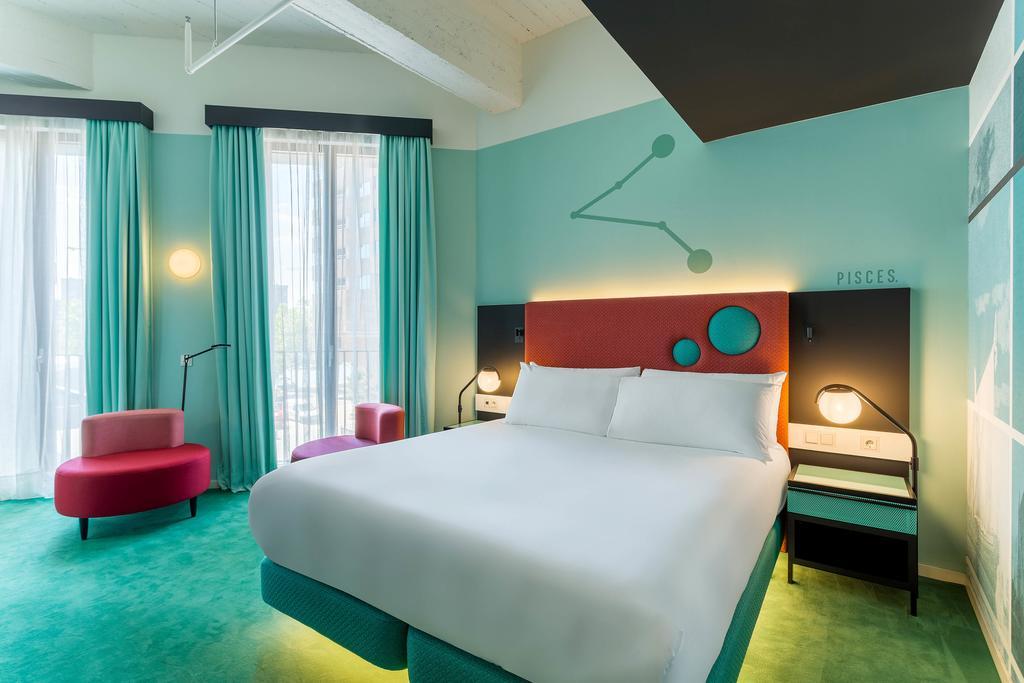 房間 - 鹿特丹住宿推薦:布魯諾室友酒店/ 圖片來源 Room Mate Bruno