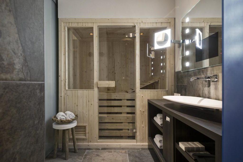 大浴室- 鹿特丹住宿推薦:梅恩波特設計酒店/ 圖片來源 Mainport Design Hotel