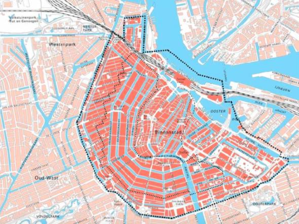 阿姆斯特丹inner city環形運河 - 聯合國非物質文化遺產
