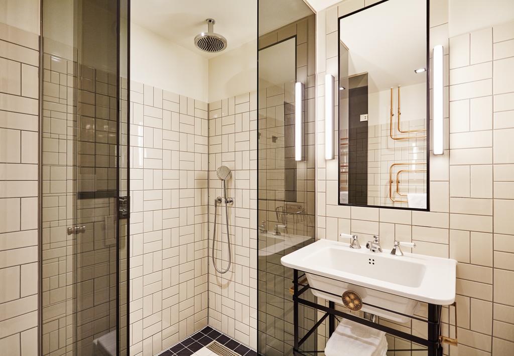 浴室-The Hoxton Amsterdam 霍克頓阿姆斯特丹酒店