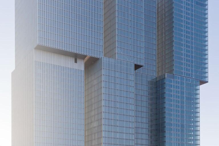 鹿特丹建築 De Rotterdam By OMA