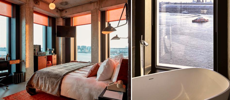房間&浴室-亞當爵士酒店 Sir Adam Hotel