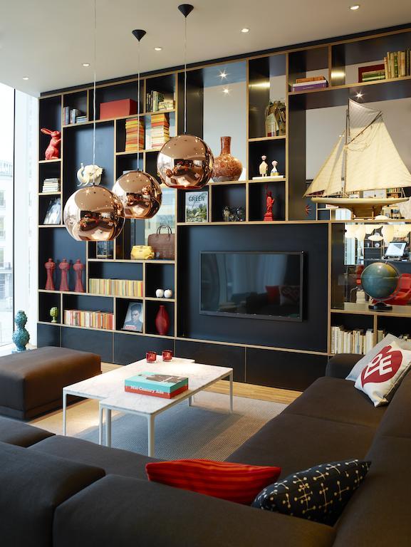 大廳- 鹿特丹住宿推薦:鹿特丹世民酒店/ 圖片來源 citizenM Rotterdam