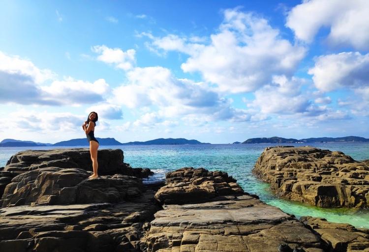慶良間諸島 渡嘉敷島_圖片來源:喬西