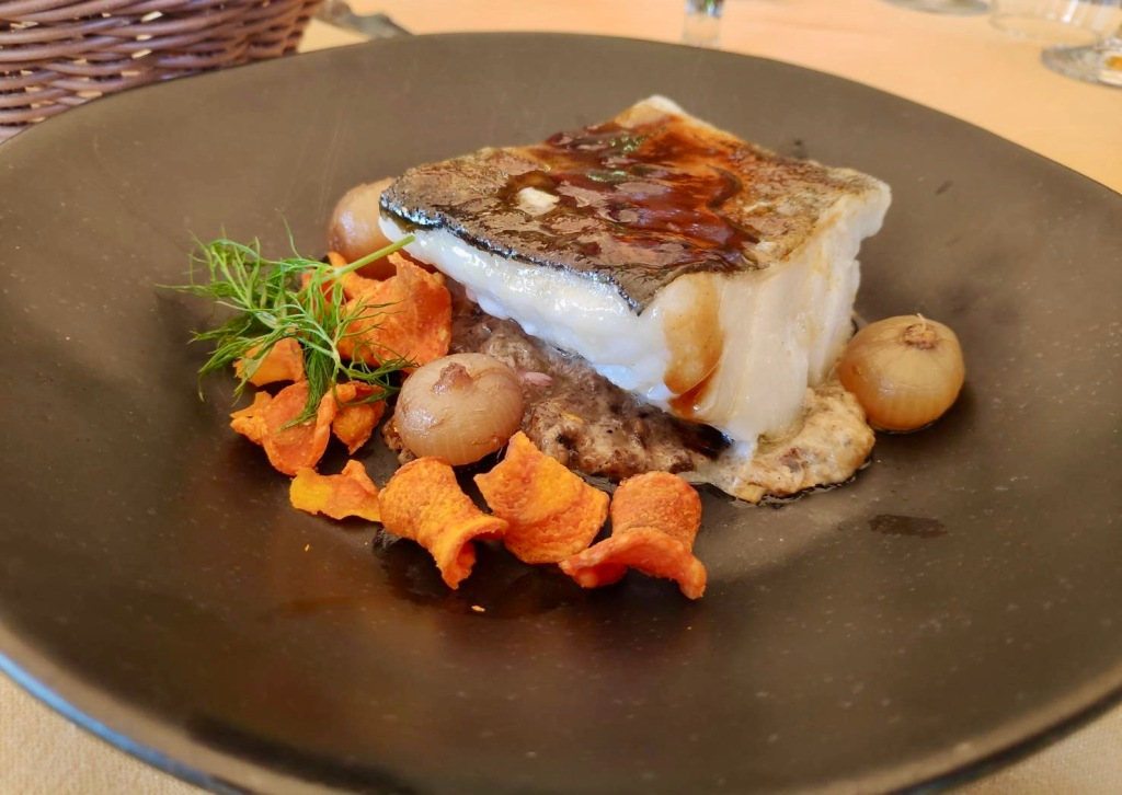 鱸魚/帕托內斯餐廳 Restaurante Rey De Patones