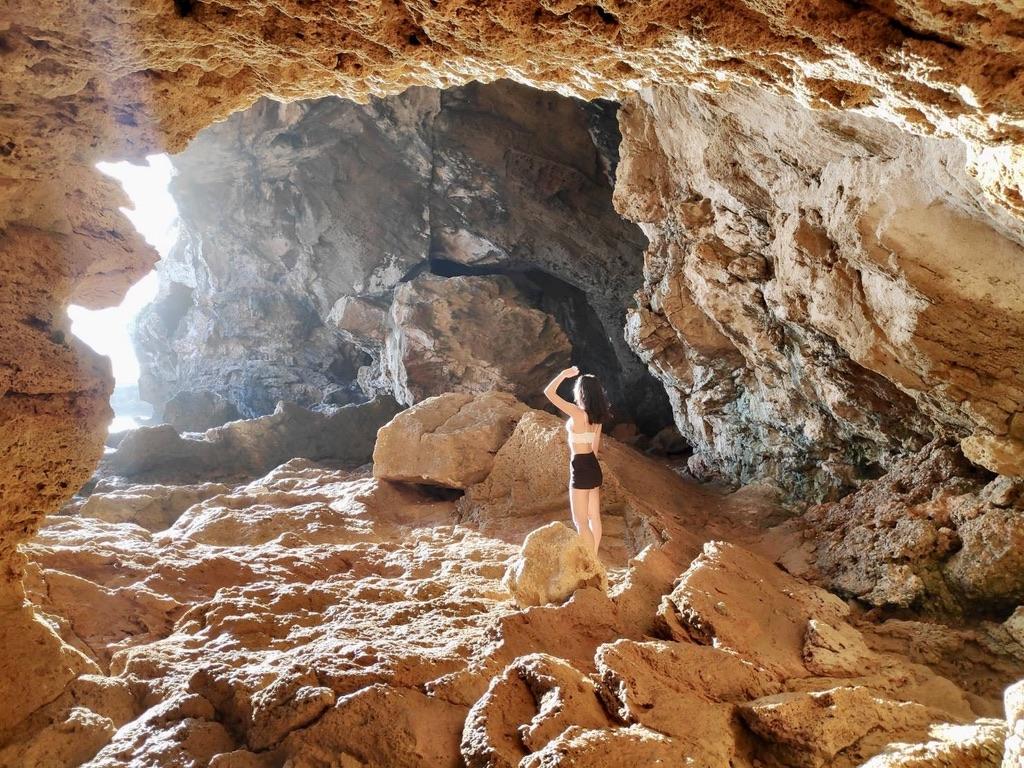 拍照模式_Cova Tallada (Cova Tallà), Denia, Alicante 圖片來源:喬西