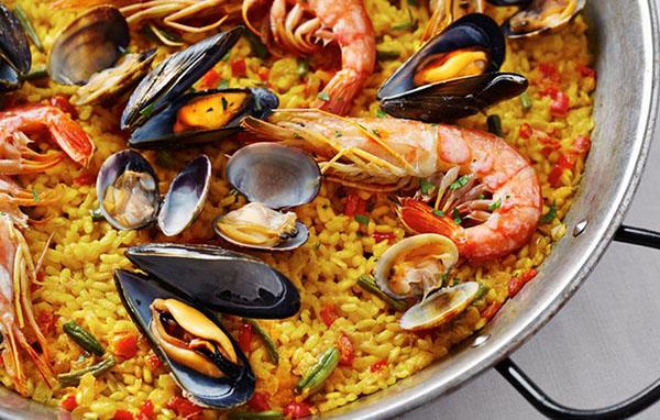 西班牙燉飯 paella-valenciana
